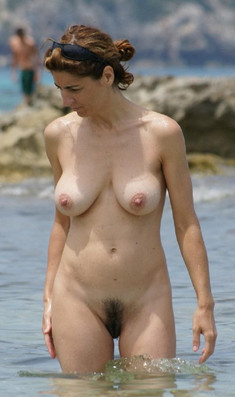 Nude beach girls from Crimea,..