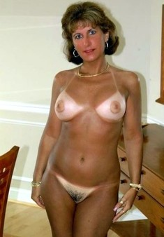 Horny ex-wives with natural tits show..