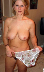 Big tit english milf